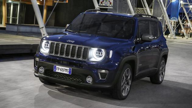 2020 Renegade Limited Diesel