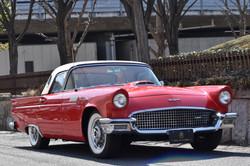 1957y フォード サンダーバード