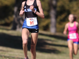 The State XC champ and the fearless freshman simply aim to improve