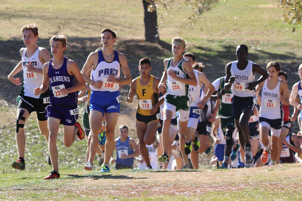 Class A State XC, 2018
