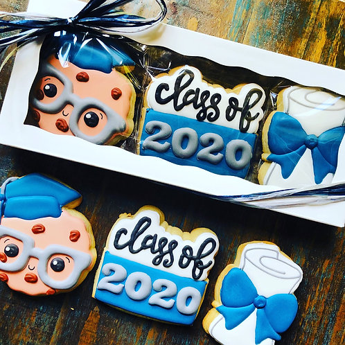 You're One Smart Cookie Class of 2021 Boxed Set