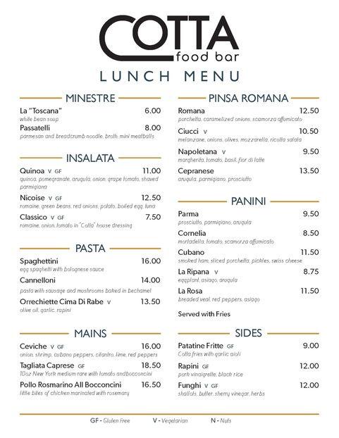 COTTA Lunch Menu 2020 Oct 27.jpeg