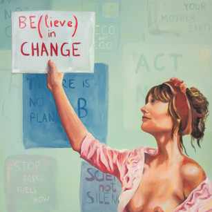BE(lieve in)CHANGE