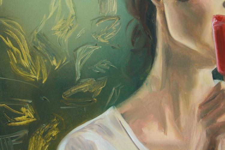 Annika mit Eis oder auch Madonnika_Detail5.jpg