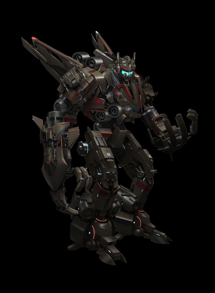 Thirteen Prime - 3 Nexus Prime