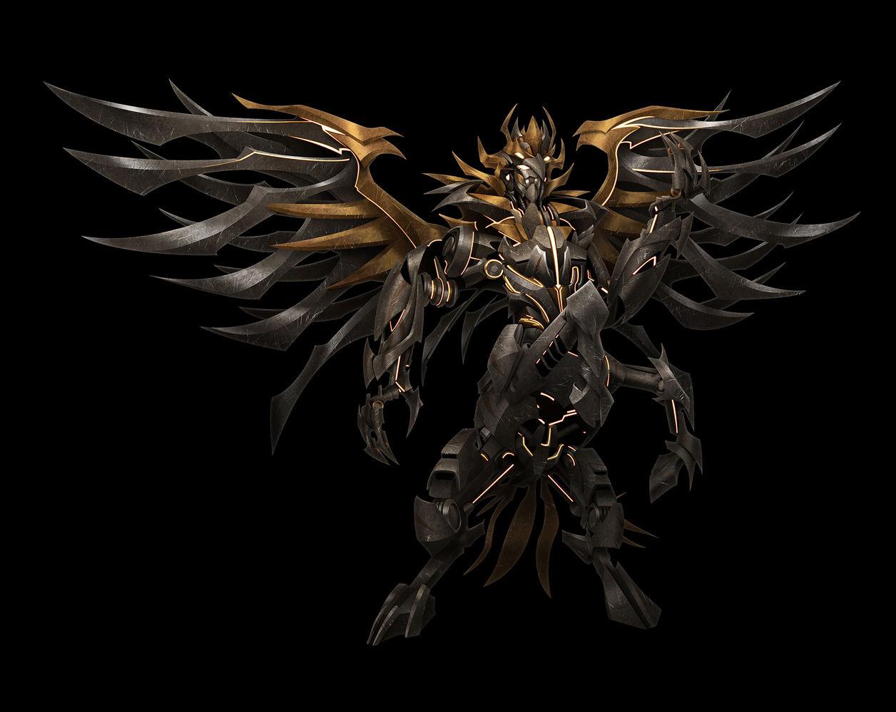 Thirteen Prime - 6 Onyx Prime