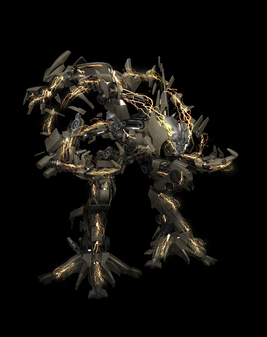 Thirteen Prime - 5 Amalgamous Prime