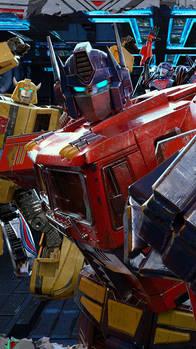 Transformer : Autobot Alliance