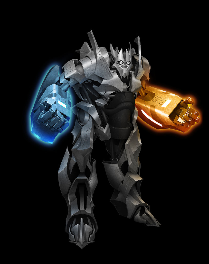 Thirteen Prime - 11 Alchemist Prime
