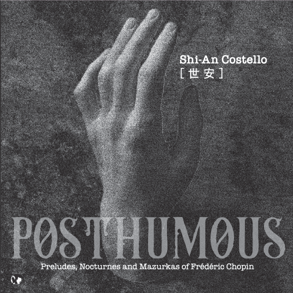 POSTHUMOUS (2020), preludes, nocturnes and mazurkas of Frederic Chopin (artwork by Chisto