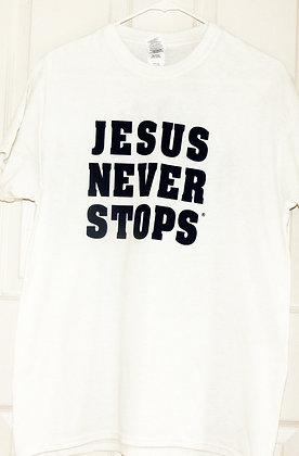 White JNS T-shirt