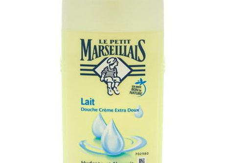 Le Petit Marseillais gel douche 250ml Lait