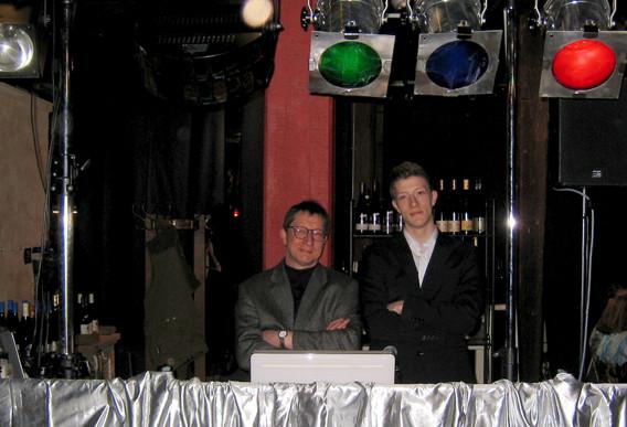 Florian und Gerd Esche Kelter Tübingen