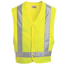 """Safety vest, custom safety work uniforms.  Reflective material.  Screen Printing and Embroidery Service.  Silkscreen, Polo Shirts, tee shirts, screenprinting. """"printed t-shirts"""""""