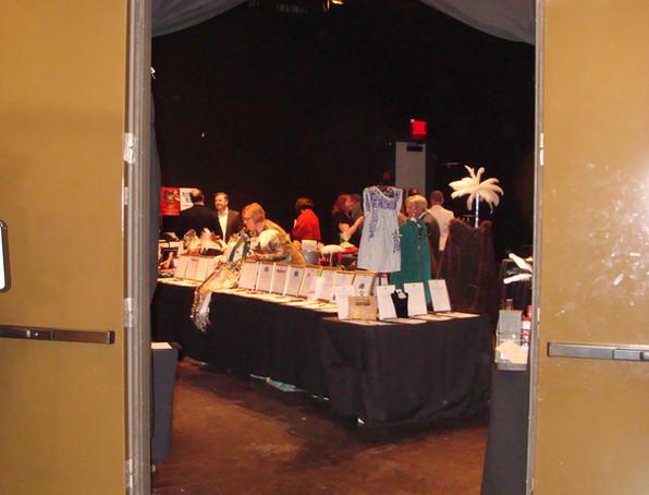 Black Box Theatre Entrance