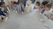 Новогодние мероприятия прошли в отделении реабилитации для детей-инвалидов и детей с ОВЗ