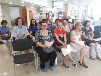 Встреча родителей с депутатами партии Единая Россия