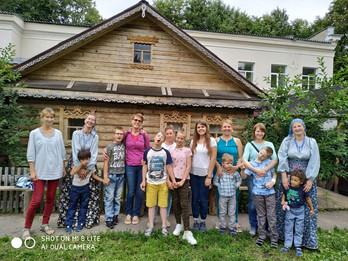 Экскурсия в «Русский музей обрядов и быта»