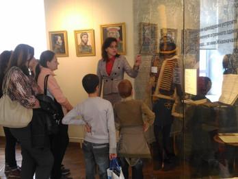 Экскурсия в Подольский Краеведческий музей