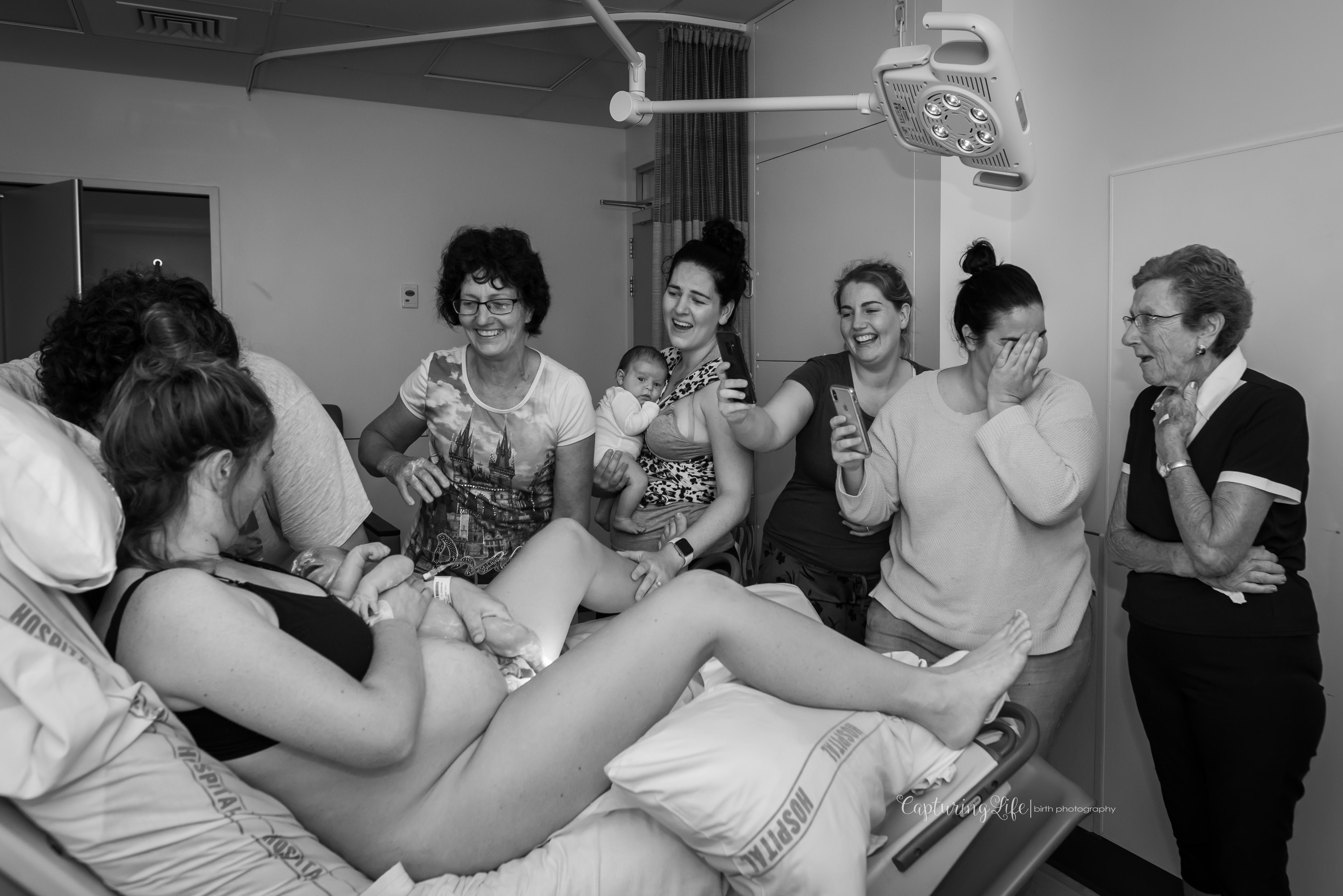 Hamilton Birth Photographer