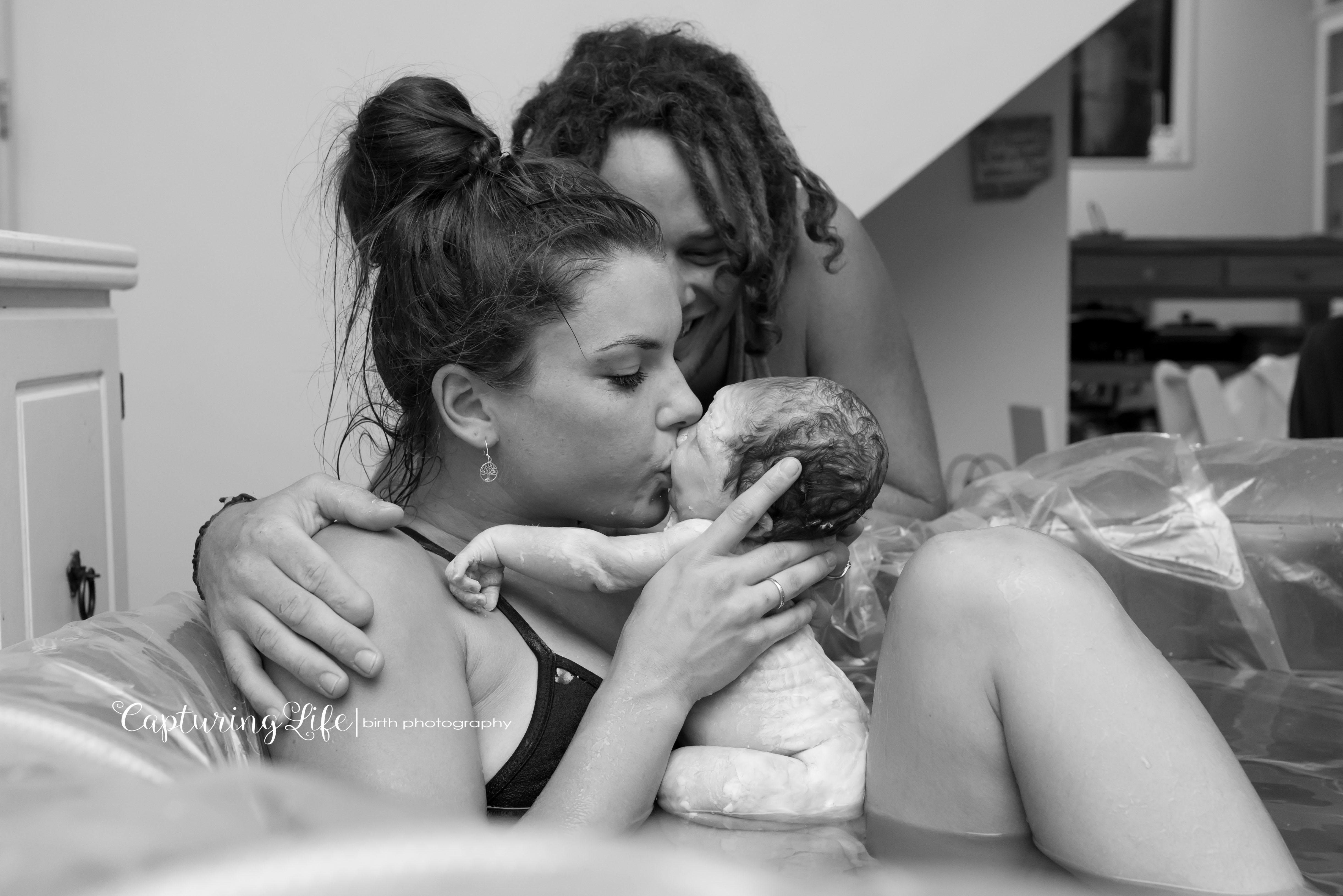 Birth Photography Hamilton