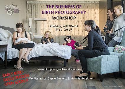 Birth Photography Workshop