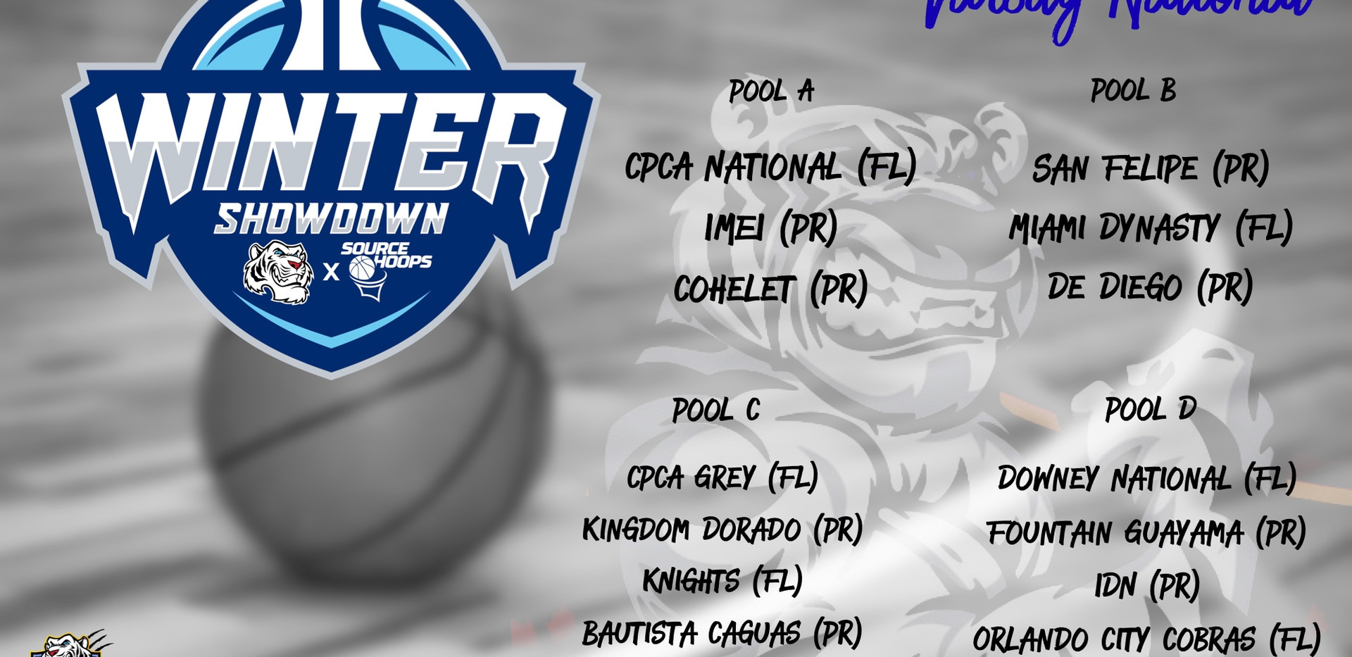 National Division Pools