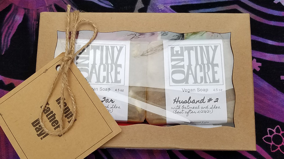 2 soap gift pack