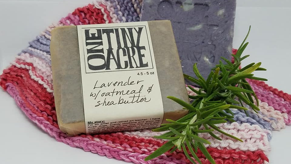 Lavender with Shea Butter