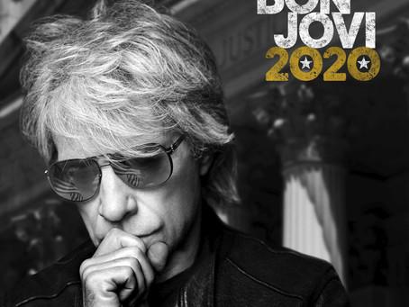 Bon Jovi's new album '2020' is getting people through tough times