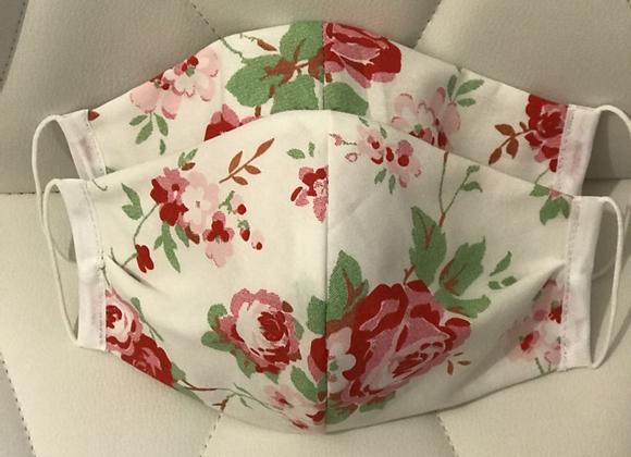 Cath Kidston Ikea Rosali Fabric Face Covering