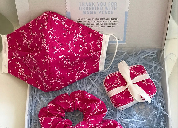 Gift Set - Cerise Pink