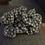 Thumbnail: Grey Gingham Scrunchie