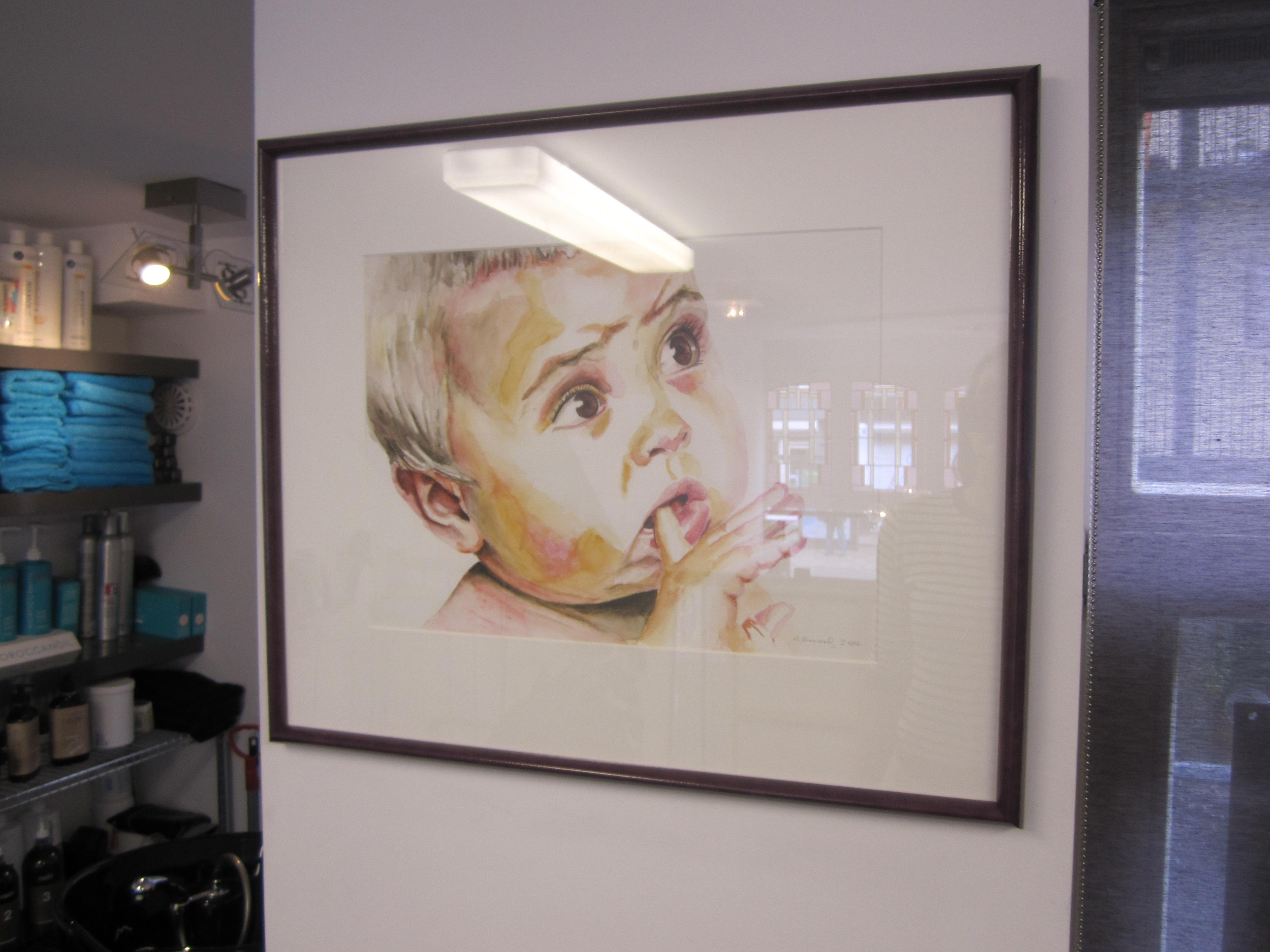 Portretten, schilderen en tekenen