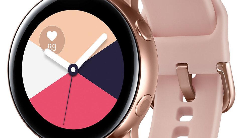 NEW 2019 Samsung Galaxy Watch Active 2019 Smart Watch Pink