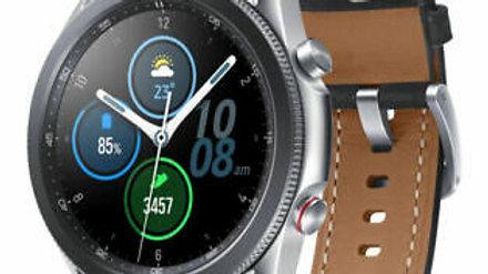 SAMSUNG Galaxy Watch3 4G Smart Water Resistant Mystic Silver 45mm
