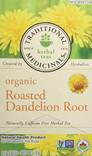 Organic Roasted Dandelion Root Tea
