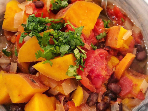 6-Ingredient Veggie Chili