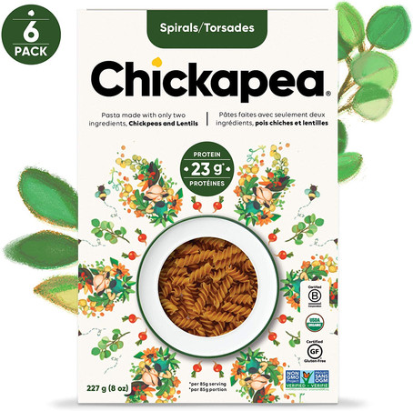 Chickpea Pasta
