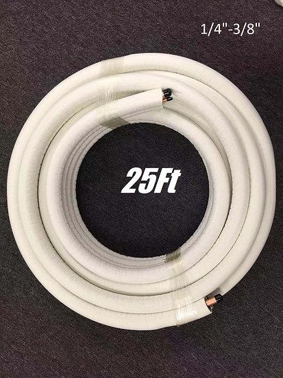 "YMGI Installation Lineset 1/4-3/8"" 25 ft"