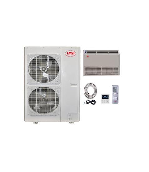 YMGI 48000 BTU Ductless Mini Split Air Conditioner Floor Ceiling Mount