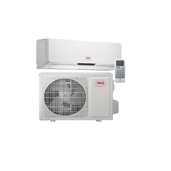 YMGI 22 SEER 9000 BTU  DUCTLESS MINI SPLIT AIR CONDITIONER HEAT PUMP