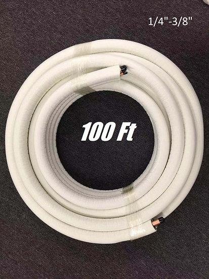 "YMGI Installation Lineset 1/4-3/8"" 100 ft"