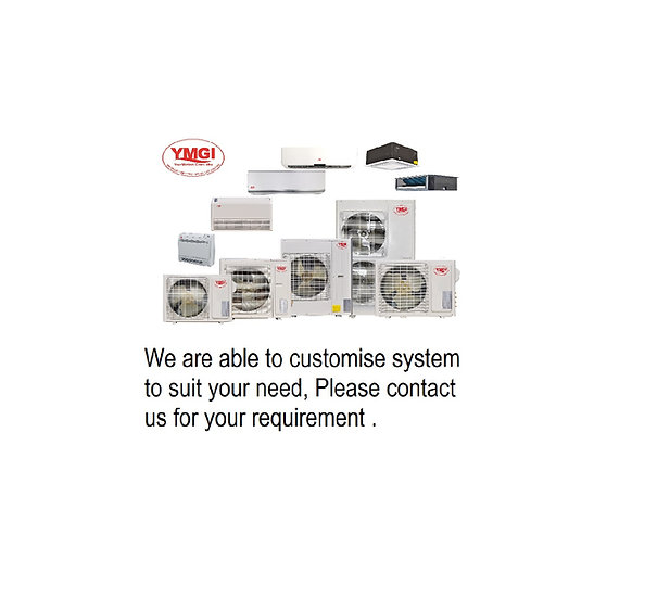 YMGI Customized System
