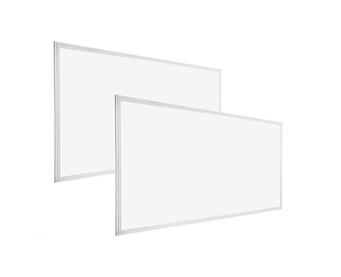 YMGI LED Panel Light 2'x 4' 4000K Cool White 60W  Dimmable 2 Pack