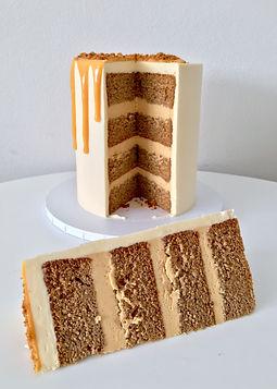 Ginger and Honey Cake
