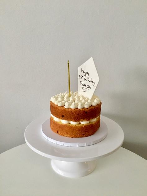 Deli-Style Cake