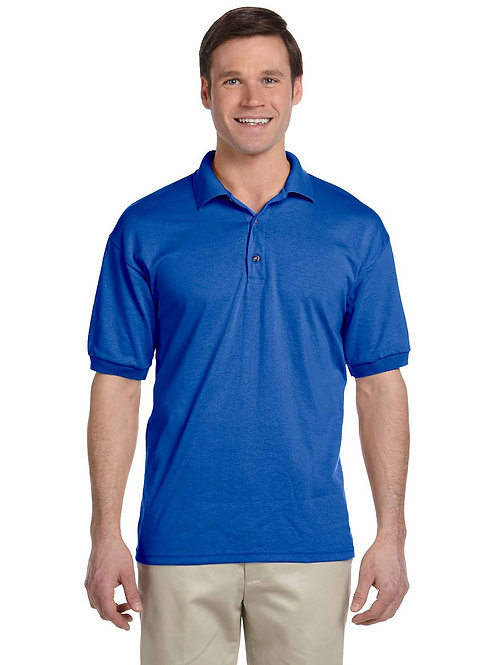 Gildan Adult 6 oz. 50/50 Jersey Polo