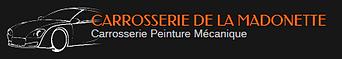 Logo carrosserie de la Madonette.png
