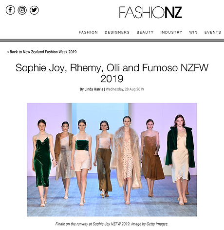 FashioNZ Review